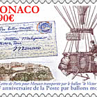 150th Anniversary Of The Ballons Montes - Mint