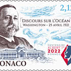 Centenary Of The Speech On The Ocean From Prince Albert I - CTO
