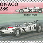 Legendary Race Cars  – Honda RA271