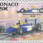 Legendary Race Cars – Williams Renault FW14B - CTO