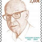 切斯瓦夫·斯拉尼亚诞辰一百周年