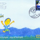 The Joy of Europe - Children's Drawing 2017