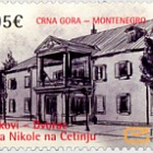 Europa 2017 - Castle of King Nikola on Cetinje