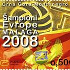 Champions of Europe - Malaga 2008