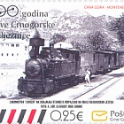 100 years of the first Montenegro railway