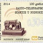 100 años de estación de radio-telégrafo en Podgorica