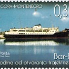 50 years since the opening of the Bar-Bari ferry route