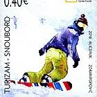 Tourisme - snowboard