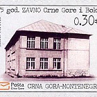 75 Years of ZAVNO of Montenegro and Boka