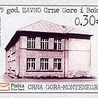 75 Jahre ZAVNO von Montenegro und Boka