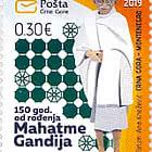 150 Aniversario del Nacimiento de Mahatma Gandhi