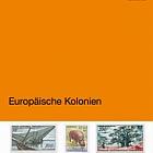 Europäische Kolonien und Gebiete. Kolonien von Deutschland, Belgien, Dänemark, Italien, Niederlande, Portugal und Spanien