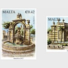 Treasures of Malta Series -'Fountains II'