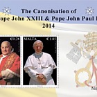 The Canonisation of Pope John XXIII & Pope John Paul II