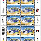 Euromed Postal - The Mediterranean Sea