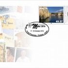 New Philatelic Items- Maltex Exhibition (Personalised Cover)