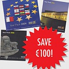 Year Pack Offer 2 (2004, 2005 & 2006) SAVE €100