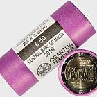 Ġgantija Temples €2 Coin (Roll of 25)