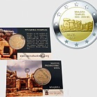 Mnajdra Temples €2 Coin Card