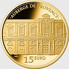 Auberge de Provence - Gold Coin (24 CRT)