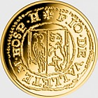 Smallest Gold Coin - Picciolo (14 CRT)
