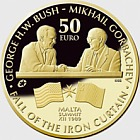 Fall of the Iron Curtain - Gold Coin