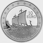 Phoenicians in Malta - Silver Coin