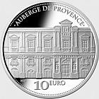 Auberge de Provence - Silver Coin