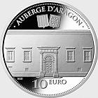 Auberge d'Aragon - Silver Coin