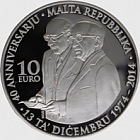 40th Anniversary of the Republic of Malta - Silver Coin