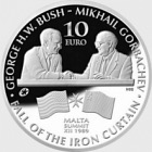 Fall of the Iron Curtain - Silver Coin