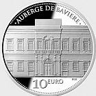 Auberge de Bavière - Silver Coin