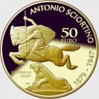 Modern 20th Century Dangerous Sport - Gold Coin