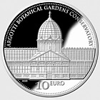 Iron and Glass - Argotti Botanic Garden Conservatory - Silver Coin