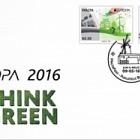 Europa 2016 - Pensi il verde