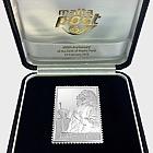 Collectible Stamp Ingots - Silver Stamp Ingot Mattia Preti 2013