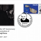 10th Anniversary from the Canonisation of San Gorg Preca