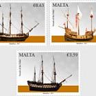Serie Marítima Malta V - Buques de la Orden