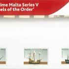 Serie Malta Marittima V - Navi dell'ordine