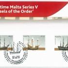 Maritime Malta Series V - Vessels of the Order - (Special Folder)