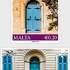 Euromed Postal - 'Houses in the Mediterranean'
