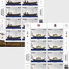 Maritime Malta Series VII 'Vessels of the Order