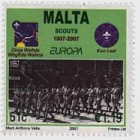 2007年欧罗巴邮票