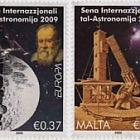 2009年欧罗巴邮票