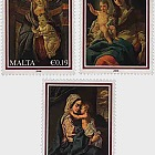 2009年圣诞节邮票