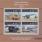Emissione congiunta Malta- Gibilterra