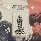 100th Anniversary Sette Giugno Events 1919 - 2019