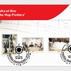 Malta At War - The Map Plotters 2019