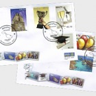 2010年场景邮票