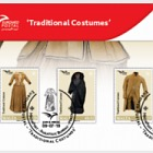 Euromed Postal - 'Traditional Costumes'
